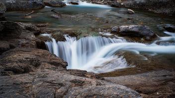 Elbow Falls - image #298907 gratis