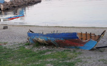 Turkey (Tekirdag) Abandoned boats - бесплатный image #299177