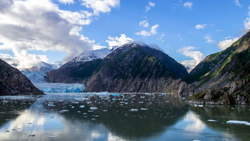 Sawyer Glacier - Tracy Arm Fjord - Free image #299237