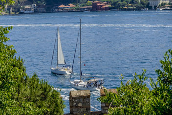 Bosphorus Strait / Istanbul - Kostenloses image #299247