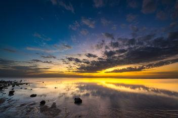 sunset XII (Bali) - бесплатный image #299487