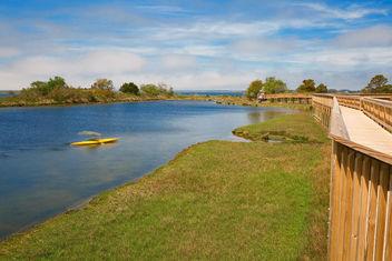 Assateague Island Marsh - Free image #299857