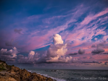 Cotton Candy Clouds - Kostenloses image #299907