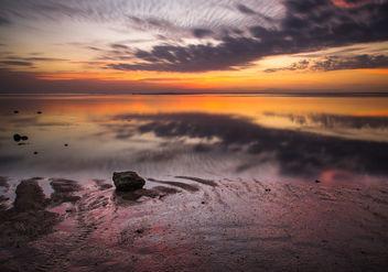 sunset XIV (Bali) - Kostenloses image #300157