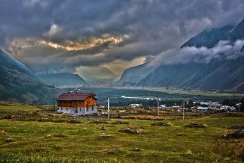 stormy skies - Kostenloses image #300977