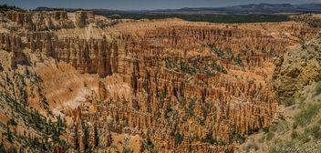 Bryce Panorama - image gratuit #301117