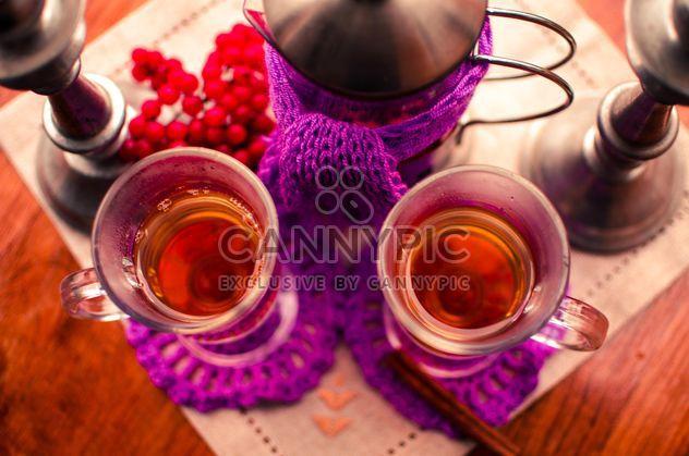 thé chaud à la cannelle - image gratuit #302937