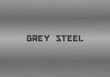 Free Gray Steel Vector - vector #303077 gratis