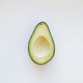 half of avocado - image #304127 gratis