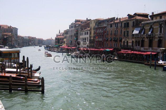 Canais de Veneza - Free image #304147