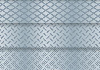 Aluminum Metal Grid - Free vector #304227