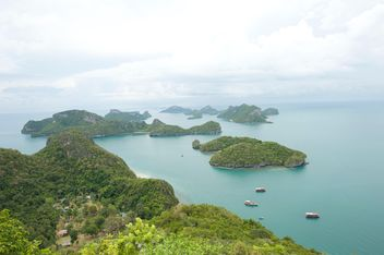 Ang thong islands national park - image #304487 gratis