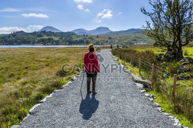 Parque Nacional em Gwynedd, país de Gales do Norte - Free image #304497