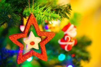 Christmas decoration - Free image #304707