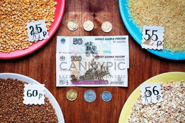 Sementes e grãos de cereais - Free image #305397