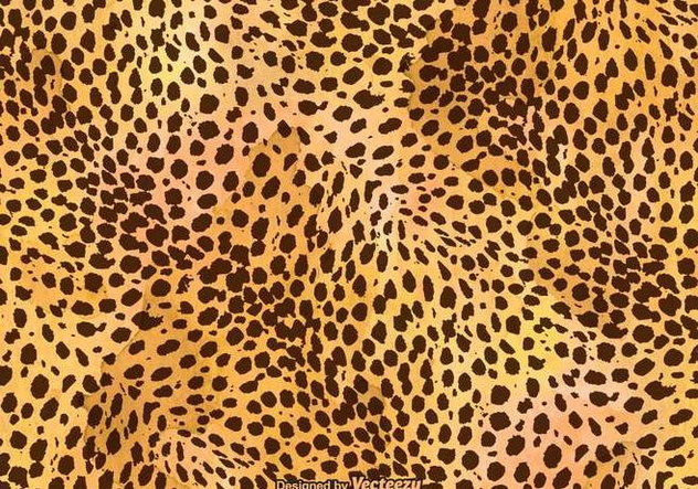 Free Vector Leopard Print Background - vector #305477 gratis