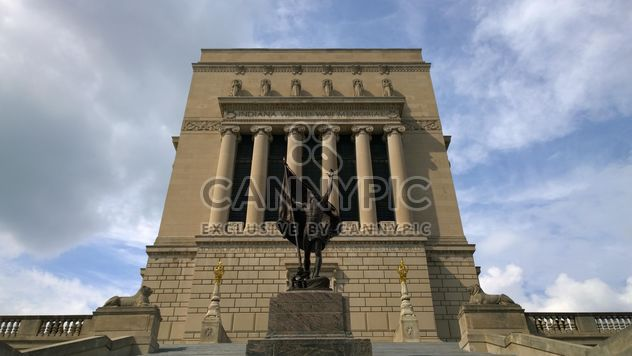 Indiana World War Memorial - image gratuit #305717