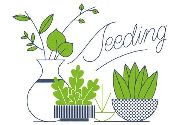 Free Garden Vector - vector #305867 gratis