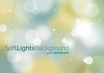 Soft Lights background - Free vector #305907
