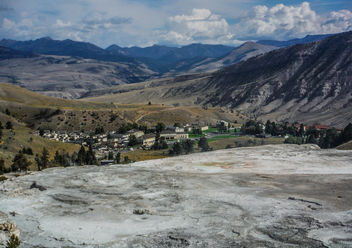 Yellowstone National Park. - Kostenloses image #306997
