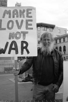 make love not war - Free image #307477