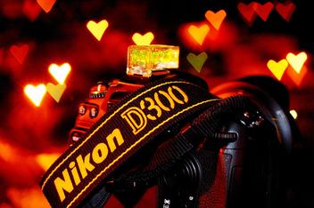 I love Nikon - image #308097 gratis