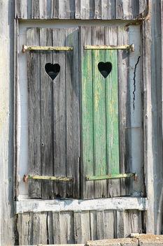 Heart Shutters - image gratuit(e) #308157