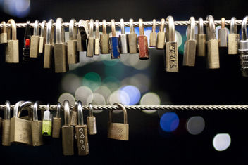 Locked up love - Free image #309077