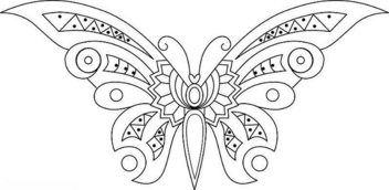 Modern Butterfly - Free image #309577