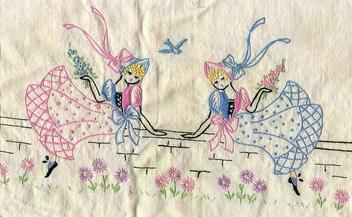 favorite dresser scarf - Free image #309607