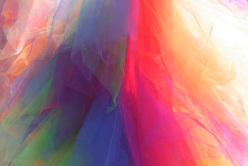 Rainbow Chiffon - Free image #310077