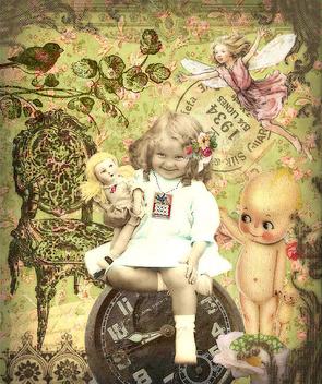 Joyful Challenge Girl - image #310587 gratis