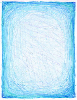 Blue Pencil Texture - image gratuit #311037