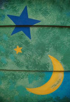 Moon & Stars - Free image #311337