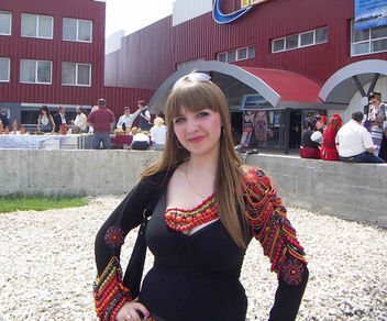 Ukrainian Girls: Anna Predoliak The Singer From Ternopil (Western Ukraine) - Free image #314167