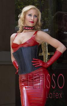 Fetisso Latex Skirt & bra combo 6 - Free image #314867
