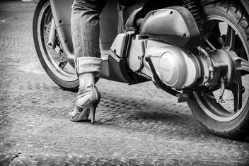Heels on Wheels - image #314917 gratis