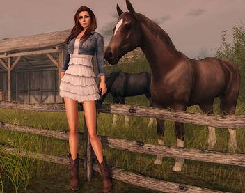 Rural Princess {2} - бесплатный image #316357