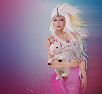 Born A Unicorn - image #317027 gratis