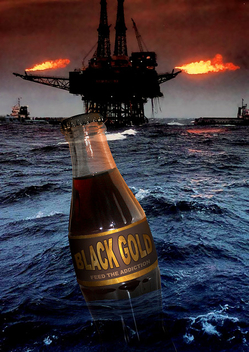 Crude Oil Cola - image #317187 gratis