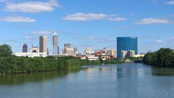 Indianapolis Skyline - image gratuit(e) #317377