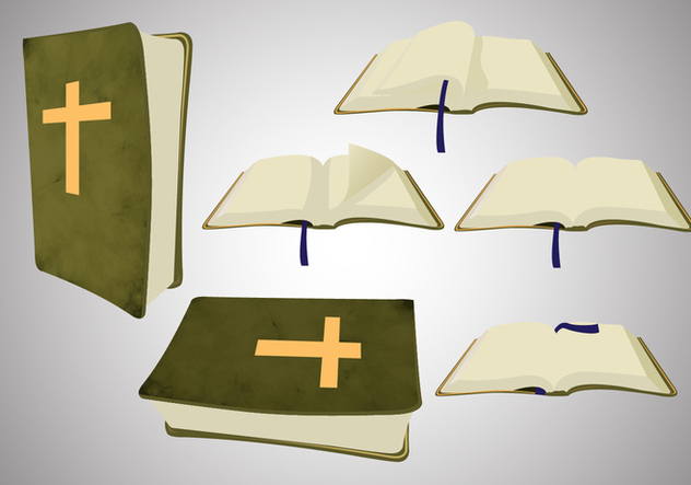 Bible Vectors - vector #317617 gratis