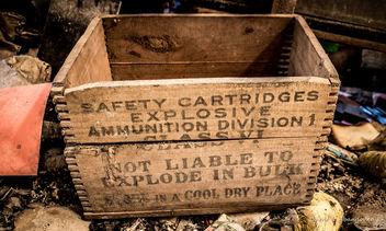 Explosive Box - Free image #318707