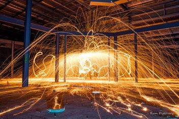 Abandoned Fire - Free image #318837