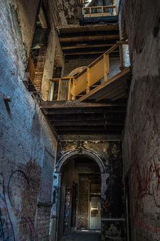 Abandoned Hotel - Free image #319107