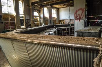 Abandoned Hotel Bar - Free image #319187
