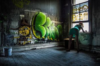 Milf Graffiti - image gratuit #319197