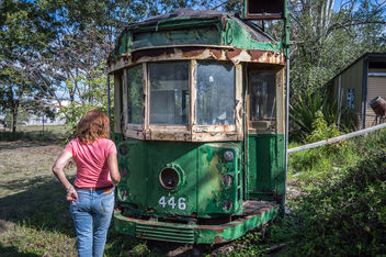Old Brisbane Tram - image gratuit #319247