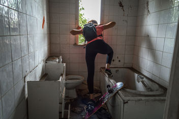 Milf Bathroom - Free image #319347