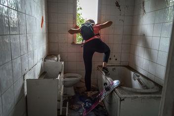Milf Bathroom - Kostenloses image #319347